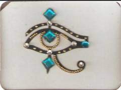 STICK ON BODY TATTOO BINDI ( STB-0015 )