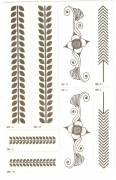 WATER BODY TRANSFER TATTOOS  ( WT-007 )