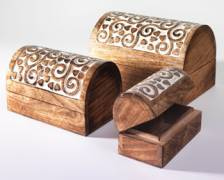 WOODEN BOXES  ( WB-001 )