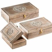 WOODEN BOXES  ( WB-009 )