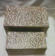 WOODEN BOXES  ( WB-0015 )
