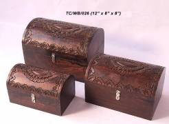 WOODEN BOXES  ( WB-0024 )