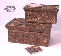 WOODEN BOXES  ( WB-0025 )